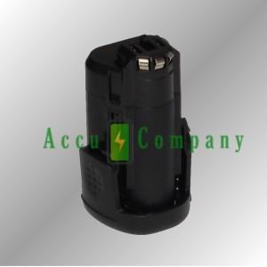 Accu voor Bosch 10.8 volt li-ion machines