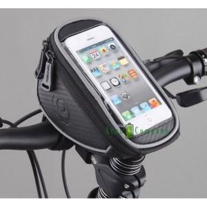Stuur fietstas, voor telefoon, GPS, Smartphone os Garmin