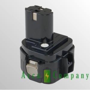 Batterij voor Makita 1234 en 1235