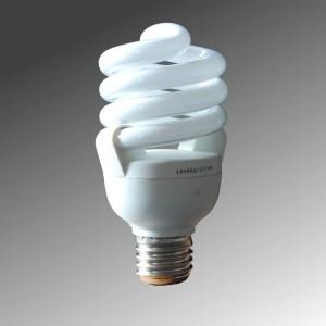 Spaarlamp met interne dimmer