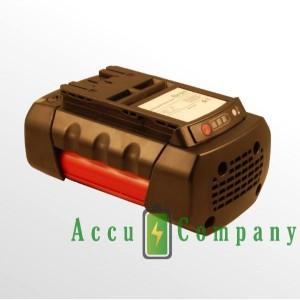 Vervangende Bosch accu 36 volt