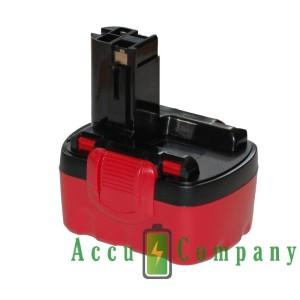 Batterij voor Bosch 14,4 volt