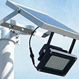 Zonne energie lamp 500 LUMEN MET LI-ION BATTERIJ