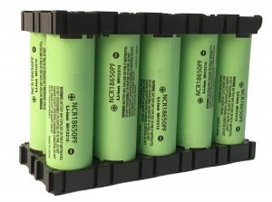 MTB LED accu pack