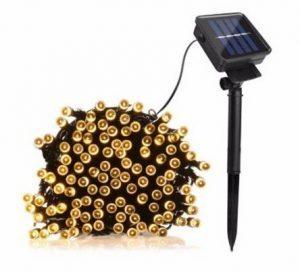 Kerstverlichting Voor Buiten Op Zonne Energie En Batterij Accucompany
