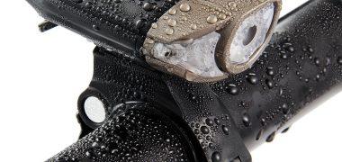 Fietsverlichting extra veiligheid bij slecht weer!