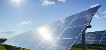 lamp zonne energie