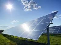 Buitenlamp zon energie